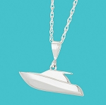 Cape Coastal Design - Powerboat Necklace
