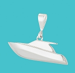 Cape Coastal Design -Powerboat Pendant