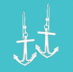 Cape Coastal Design - Anchor Earrings