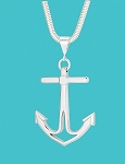 Cape Coastal Design - Anchor Pendant