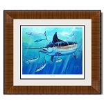 Guy Harvey Hoo's Next with frame