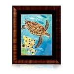 Guy Harvey Green Acres with frame