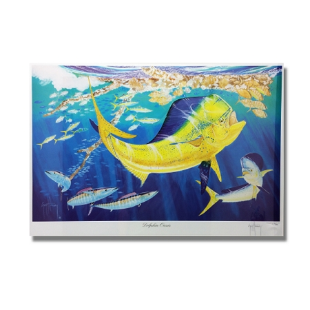 Guy Harvey Lithographs