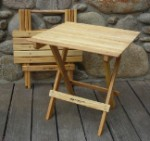 Blue Ridge Folding Table