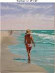 Derick Crenshaw The Straw Hat Print