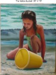 Derick Crenshaw The Yellow Bucket Print