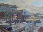 James Horton Carolina Harbor Morning