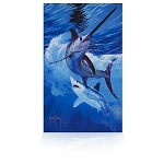 Guy Harvey Live by the sword