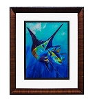Guy Harvey Run away with frame