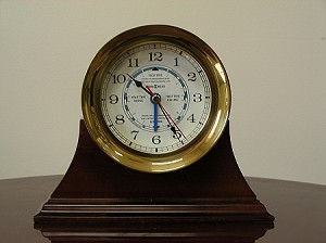 Howard Miller Tide & Time Clock